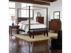 Canopy beds on pinterest canopy beds canopies and for Bedroom furniture knoxville tn