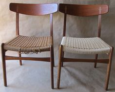 Before, during and after furniture restoration