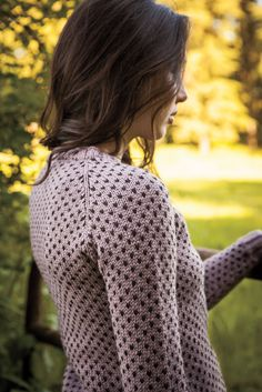 Ravelry: Poua Pullover pattern by Hilary Smith Callis