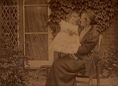GG-Grandma & Great-Mum c. 1884
