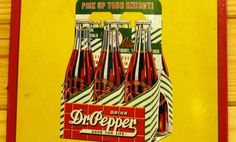 Before it was a popular soft drink, Dr. Pepper was originally sold as a brain tonic. 10 snack foods originally sold as medicines