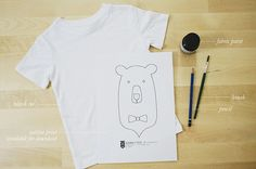 oana befort: KIDDO TEE // a DIY blog series + free printable