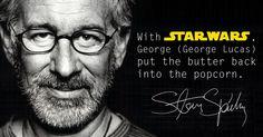 20 Stephen Spielberg Quotes on Film | Azevedo's Reviews