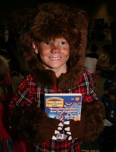 Host a Book Character Day! It's a fun and educational activity and is a perfect alternative to the traditional Halloween celebrations. Read tips and download a free Book Character Day packet from this Corkboard Connections blog post.