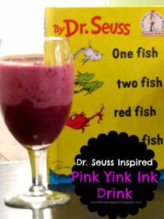 Pink Yink Ink Drink