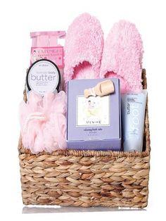 Bath & Spa Gift Basket « Delay Presents