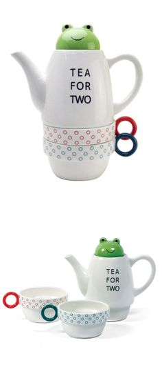Tea for two set - so cute