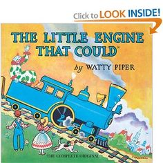 """""""The Little Engine That Could"""" by Watty Piper"""