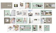 wedding album inspiration album templat, album inspir, album layout, album design, design inspir, wedding albums, luxuri album, templat album, inspiracj albumi