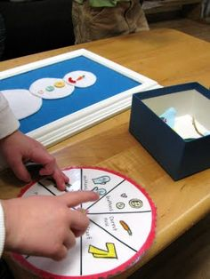 dressing a snowman - Re-pinned by @PediaStaff – Please Visit http://ht.ly/63sNt for all our pediatric therapy pins