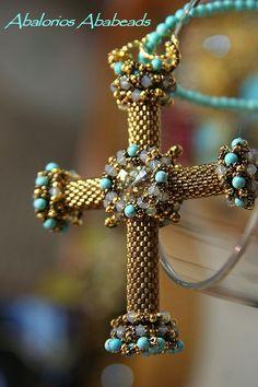 Hermosa Cruz diseño de Sabine Lippert