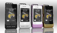 This iPhone Case Doubles As A Stun Gun