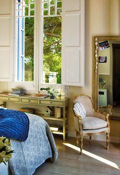 Jurnal de design interior - Amenajare în albastru