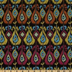 Claridge Venus Jacquard Black Pearl - Discount Designer Fabric - Fabric.com