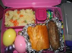 French School Lunch Ideas -- French School Lunch