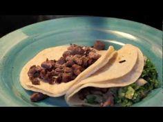 Authentic Mexican Food: Homemade Tacos de Asada