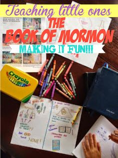 Dreaming Up Ideas: Lesson 1: How we got the Book of Mormon