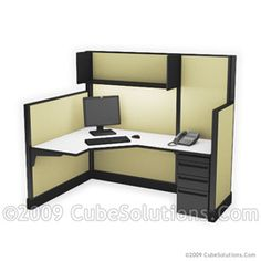 Ies office on pinterest for Used modular furniture