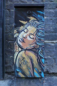 Alice by Street Art London