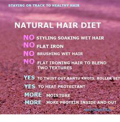 #Natural Hair Tips