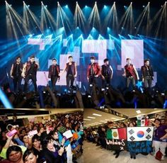 Super Junior bring in a large crowd at the airport and arena for their concert in Mexico City | http://www.allkpop.com/article/2013/11/super-junior-bring-in-a-large-crowd-at-the-airport-and-arena-for-their-concert-in-mexico-city