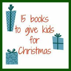 Great books for 2013 as recommended by an elementary school librarian!