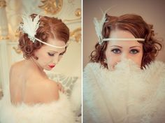 1920's | Gatsby | Old Hollywood | Wedding Theme