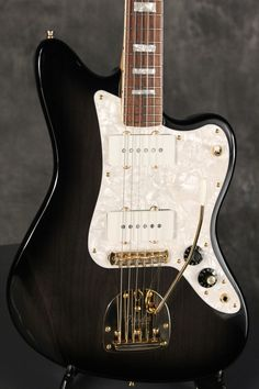 "1996 Fender JAZZMASTER rare ""The VENTURES"" model made in Japan   eBay"