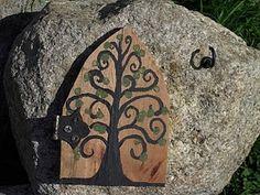 DIY How to Make A Fairy Bower for your Fairy Garden  TUTORIAL
