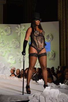 Curvy Couture at Full Figured Fashion Week 2013