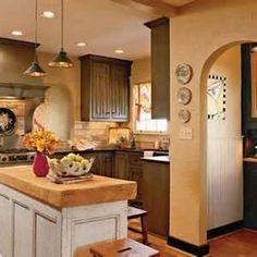 primitive rustic country decor kitchen ideas