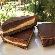 3-Layer Chocolate Tart