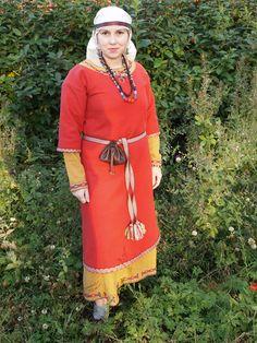Slavic Lady