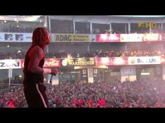 The Prodigy - Live Rock Am Ring 2009 Full Concert [720p] - YouTube