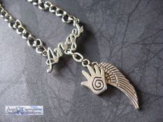Castiel the Angel by AngelQ on Etsy, $14.95