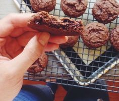 Joy the Baker – Double Chocolate Chip Cookies