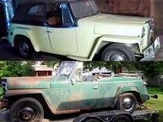 Which One to Buy: Willys Jeepster Showdown - http://barnfinds.com/which-one-to-buy-willys-jeepster-showdown/