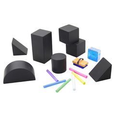 Tsumiki Chalk Building Blocks