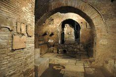 Underneath the Circus Maximus