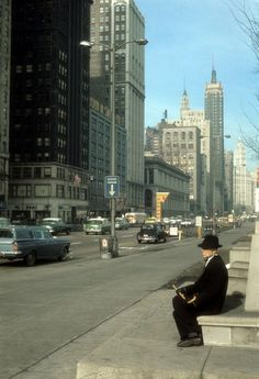 1950's, New York