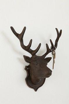 Deer Head Hook  | Urban Outfitters