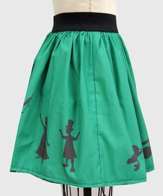 """You Can Fly"" Peter Pan Skirt"