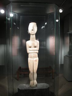 Museum of Cycladic art, Stathatos Mansion, Vasilissis Sophias Av. (Permanent Collections)