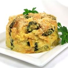 Cheesy Squash and Zucchini Casserole Allrecipes.com