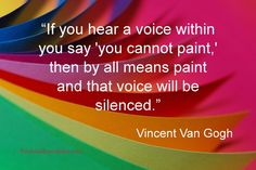 """If you hear a voice"