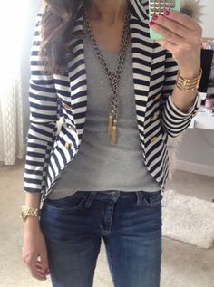 Outfit inspiration....I have everything for this in my closet