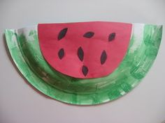 Summer+Themed+Crafts+For+Preschoolers | all week this week we are doing summer themed activities it s finally ...