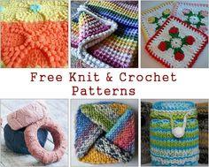Over *100* FREE pattern links on this week's TipNut   #crochet #free #pattern #afghan #dishcloth #bracelet #purse #yarn