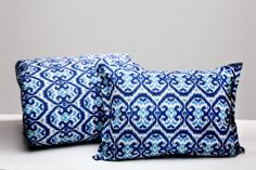 IMAN Home Ibiza Azul Sham #home #design #decor #bedding