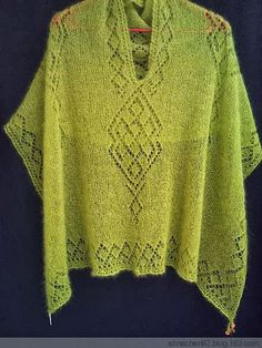 年月日 - poncho - guxing - so delicate & warm!